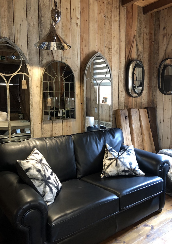 Home Accessories mirrors and cushions