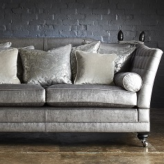 Bespoke Sofas Grey Sofa Bed